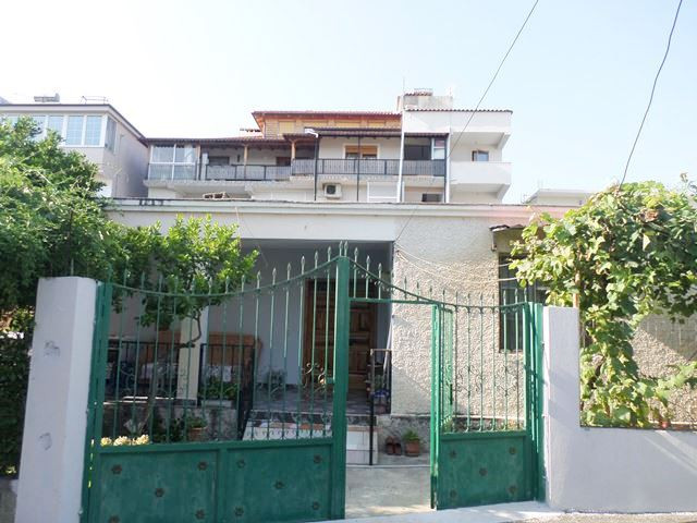 One storey villa for sale in Halil Aga street in Tirana, Albania.