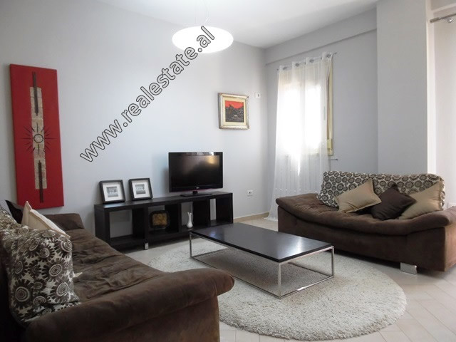 Two bedroom apartment for rent in Androkli Kostallari Street in Tirana.