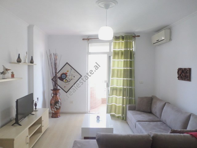 One bedroom apartment for rent in Ish Ekspozita area in Tirana, Albania.  It is situated on the th