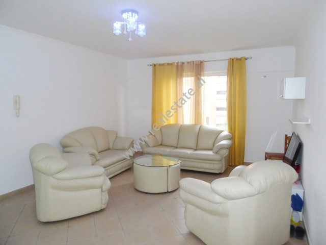 Two bedroom apartment for rent in Kavaja Street, near Globe center in Tirana, Albania.