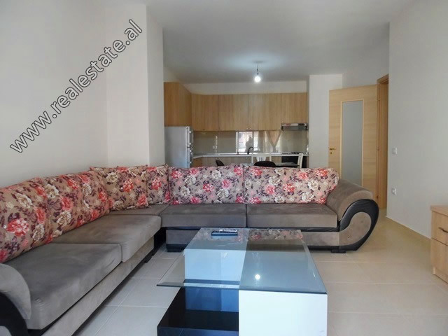 Modern apartment for rent in Don Bosko Street in Tirana.
