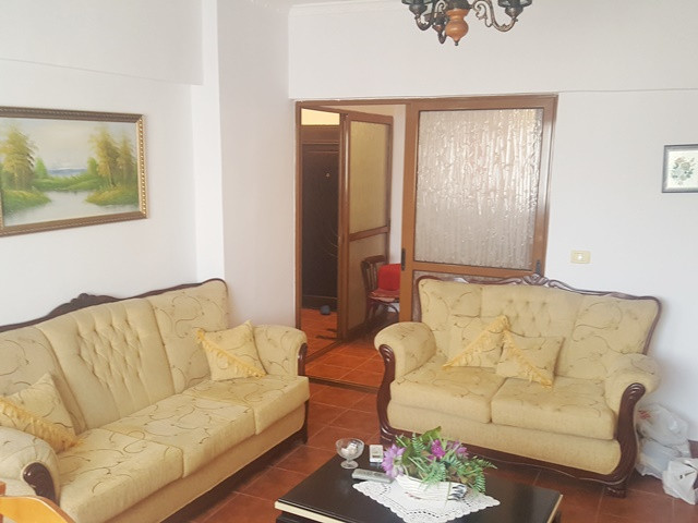 Two bedroom apartment for rent in Qazim Turdiu school in Tirana, Albania.
