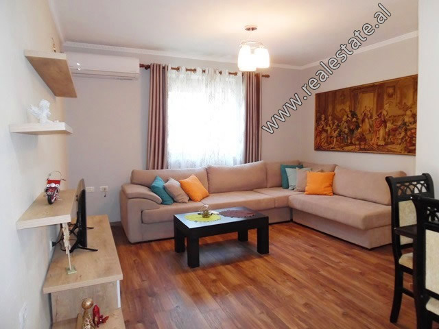 Two bedroom apartment for rent in Gjin Gjergji Street in Tirana.