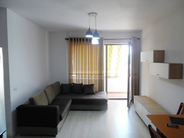 One bedroom apartment for rent in Orion complex in Tirana, Albania.