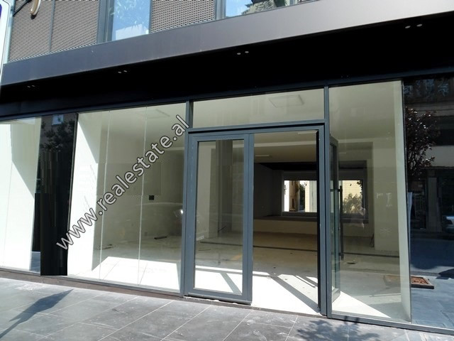 Store for rent in Gjik Kuqali Street in Tirana.