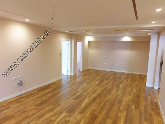 Three bedroom apartment for office for rent near Dervish Hima Street in Tirana.