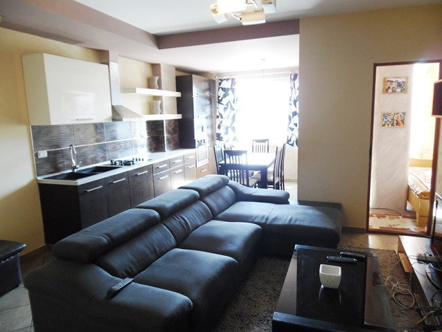 Two bedroom apartment for rent in Sali Butka street in Tirana, Albania.