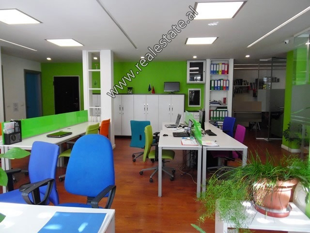 Office for rent in Reshit Petrela Street in Tirana.