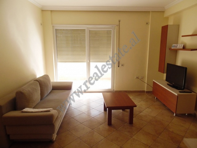 Two bedroom apartment for rent in Hysni Gerbolli street in Tirana, Albania.