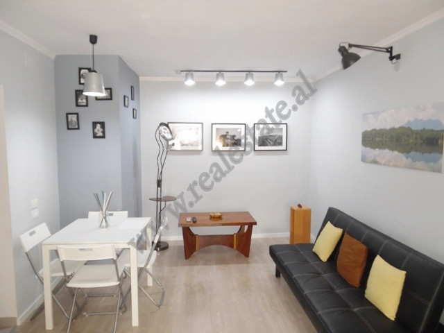 Studio apartment for rent in Durresi street in Tirana, Albania.