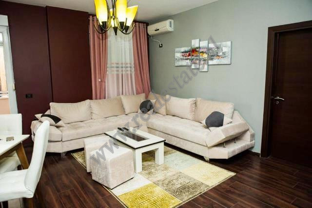 Two bedroom apartment for rent in Zef Jubani street in Tirana, Albania.