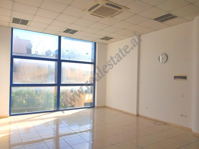 Office space for rent in Ymer Kurti street in Tirana, Albania.