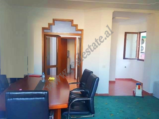 Apartment/Office for rent in Zogu I boulevard in Tirana, Albania.