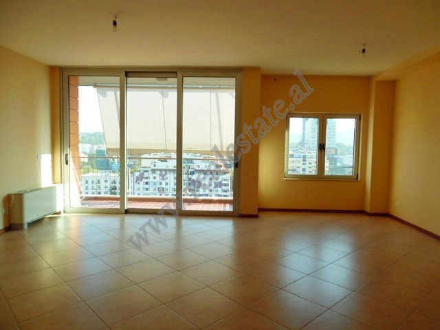 Two bedroom apartment for rent in Papa Gjon Pali II street in Tirana, Albania.