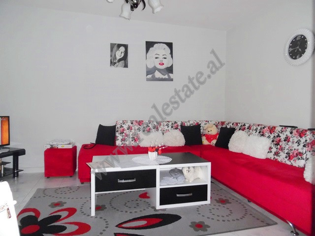 One bedroom apartment for sale very close to Ferit Xhajko Street.