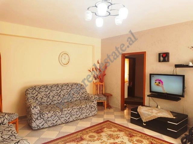 Three bedroom apartment for office for rent in Him Kolli street in Tirana, Albania. It is situated