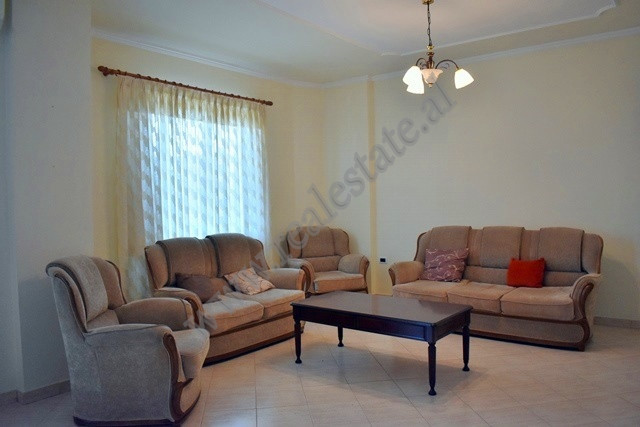 Three bedroom apartment for rent near Ring Shopping Center in Tirana.