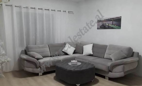Two bedroom apartment for sale in Theodor Keko street in Tirana, Albania. It is located on the last