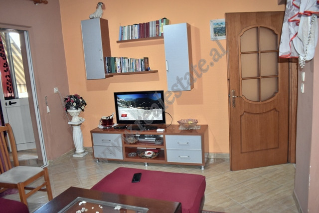 Two bedroom apartment for sale in Memo Meto street in Tirana, Albania.
