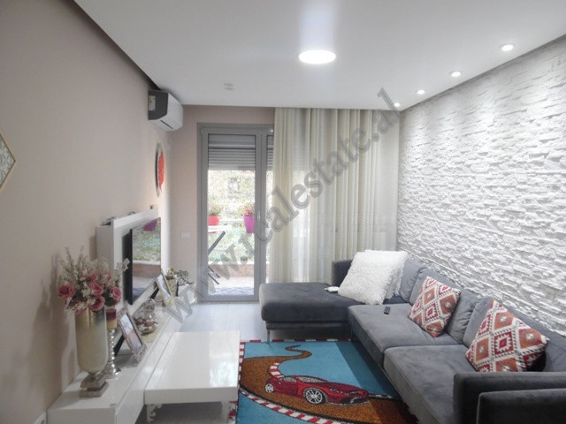 Two bedroom apartment for sale in Babe Rexha street in Tirana, Albania.