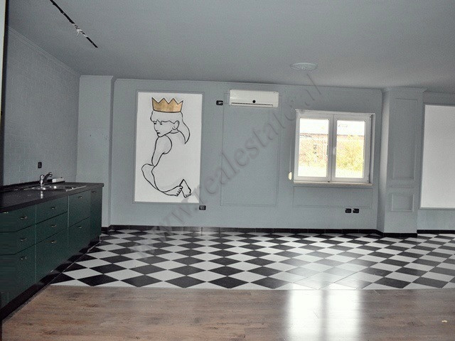 Two bedroom apartment for rent in Bajram Curri Boulevard in Tirana.