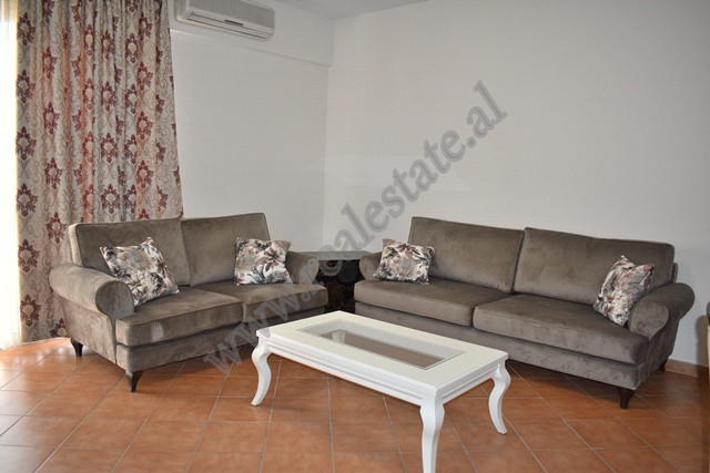 Two bedroom apartment for rent near Delijorgji complex in Tirana, Albania.