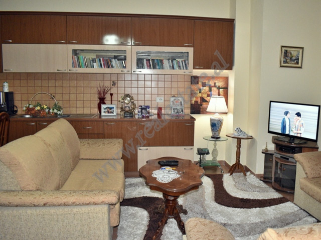 Two bedroom apartment for sale close te Teodor Keko street in Tirana, Albania.