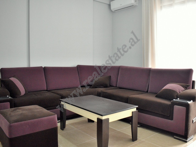One bedroom apartment for rent in Frosina Plaku street in Tirana, Albania.