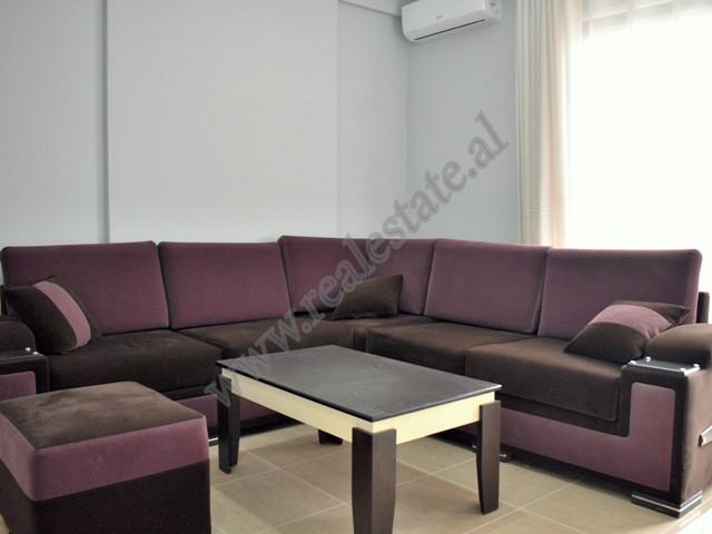 Apartament 1+1 me qira ne rrugen Frosina Plaku ne Tirane. Shtepia ndodhet ne katin e gjashte te nje