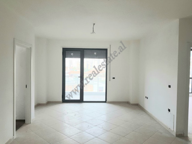 Two bedroom apartment for sale in Ndre Mjeda street in Tirana, Albania. It is situated on the sev