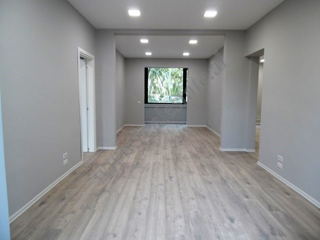 Office for rent in George W. Bush Street in Tirana. It is situated on the second floor of an old bu