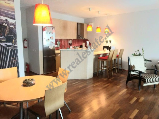 Apartment for rent at Globe Center in Tirana.