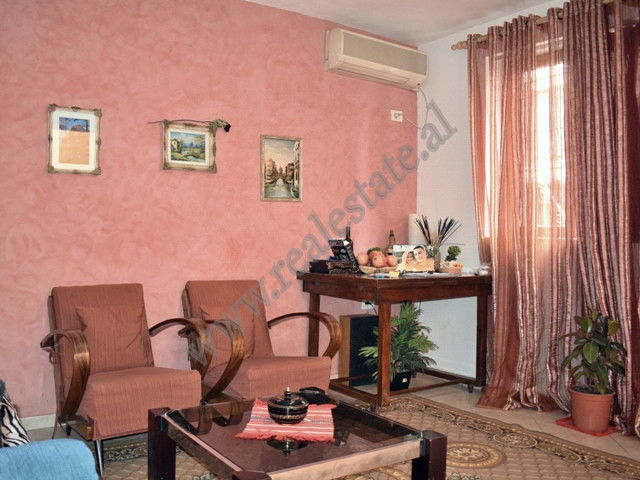 One bedroom apartment for sale in Mine Peza street in Tirana, Albania.
