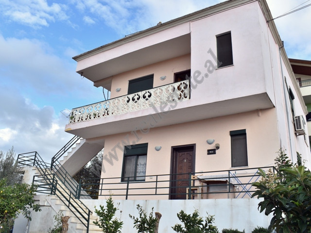 Two storey villa for sale in 3 Vellezerit Kondi street in Tirana, Albania.