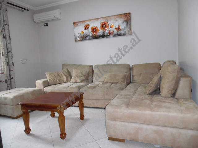 One bedroom apartment for rent near the Polish Embassy in Tirana.