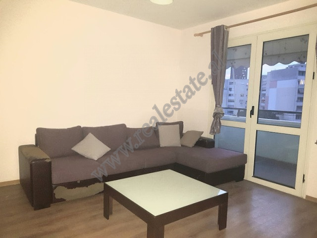 One bedroom apartment for sale in Elbasani street in Tirana, Albania.