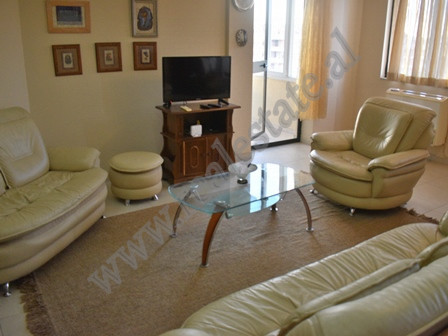 Two bedroom apartment for rent near Faculty of Natural Sciences in Tirana, Albania.