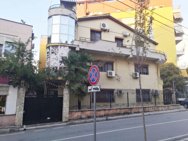 Three storey villa for rent in Qamil Guranjaku street in Tirana, Albania.