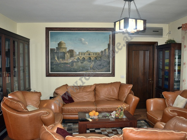 Three bedroom apartment for sale in Androkli Kostallari street in Tirana, Albania.