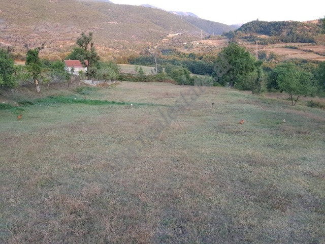 Land for sale near Myslym Keta street in Tufina area in Tirana, Albania.