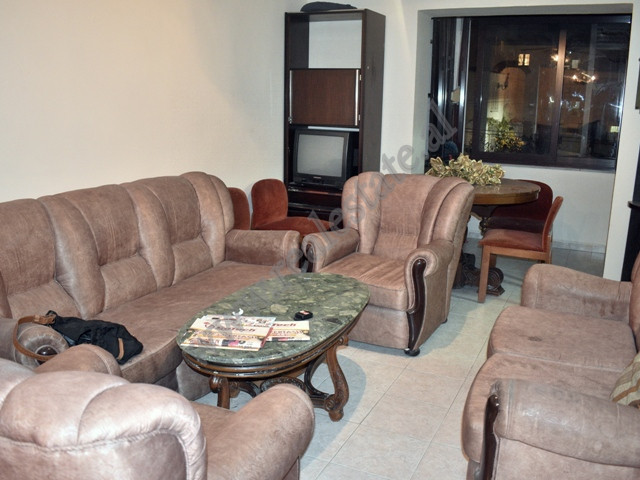 Two bedroom apartment for rent in Grigor Heba street in Tirana, Albania.