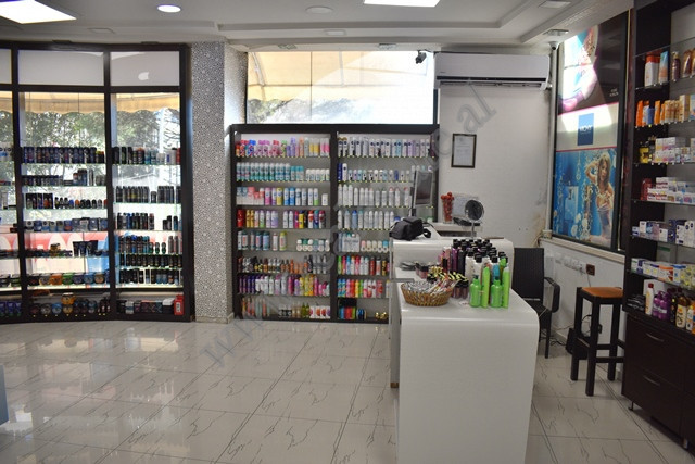 Store for sale near Sweeden Embassy in Tirana, Albania.