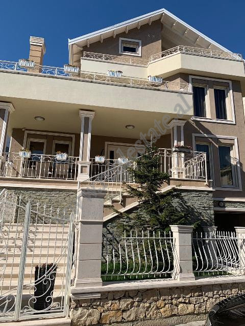 Villa for sale in Acacia Hills residence in Tirana, Albania.