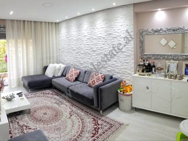 Two bedroom apartment for sale in Babe Rexha Street in Tirana.