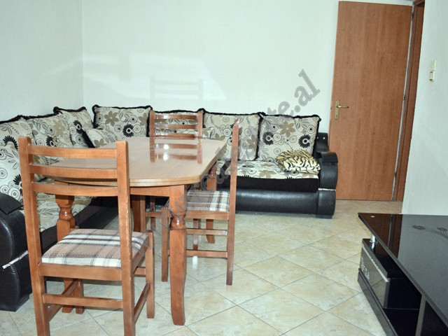 Two bedroom apartment for rent close to Petronini Luarasi street in Tirana, Albania.