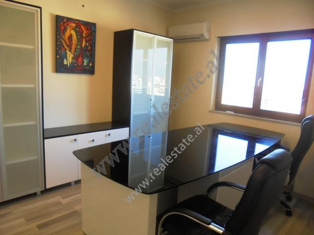 Office space for rent in Konstandin Kristoforidhi street in Tirana, Albania. It is situated on the