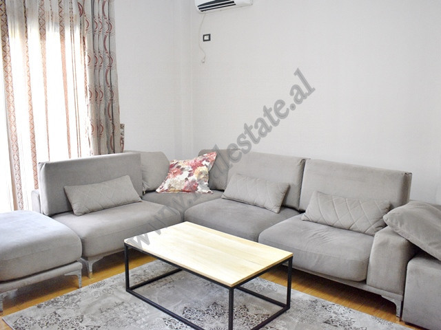 Two bedroom apartment for rent in Don Bosko street, in Tirana.