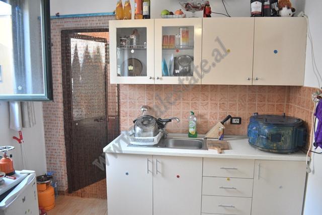 Studio apartment for rent in Ramazan Bogdani street in Tirana, Albania. It is located on the second