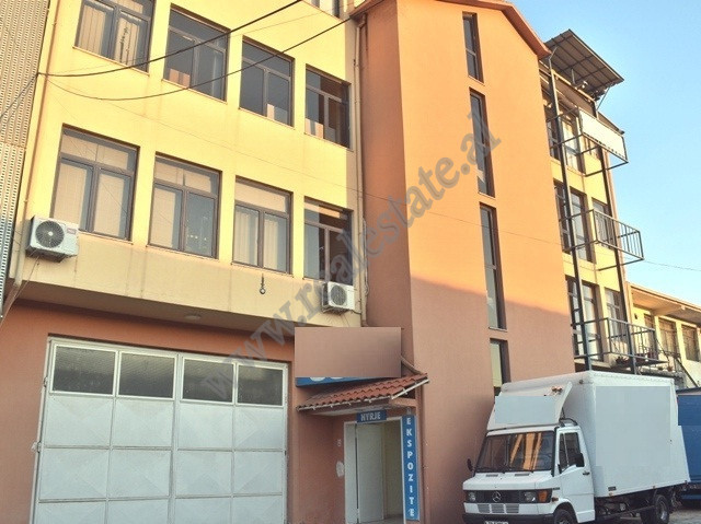 Four storey building for sale in Zenel Bastari street in Tirana, Albania.