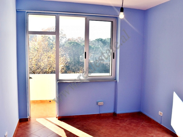 Two bedroom apartment for rent close to Asim Vokshi school in Tirana, Albania.
